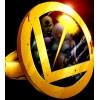 Legion Flight Inspired Ring Silver Superman Jewelry version2