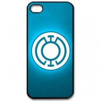 Blue Lantern Corps IPhone 5 Case Black Plastic