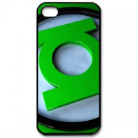 Green Lantern Corps IPhone 5 Case Black Plastic