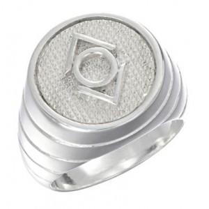 Indigo Lantern Inspired Sterling Silver Ring Jewelry